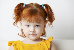 adorable red head