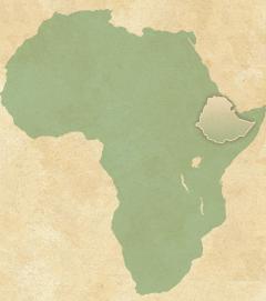 Africa and Ethiopia - photo courtesy of Christian World Adoption
