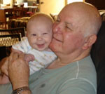 Sam and Grandpa